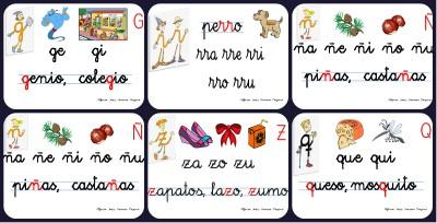 LETRILANDIA Carteles PARED lectoescritura  Portada