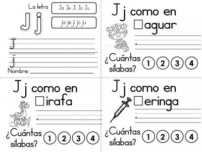 Libro de libritos del alfabeto (10)