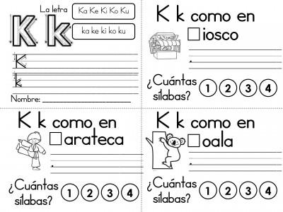 Libro de libritos del alfabeto (11)