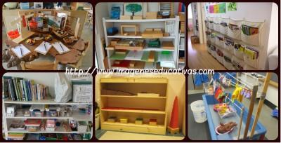 Montessori en el aula