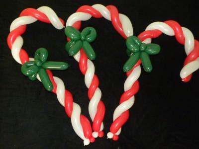 Navidad Globos decoracion (18)
