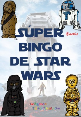 STAR WARS BINGO (1)