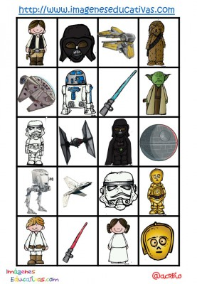 STAR WARS BINGO (2)