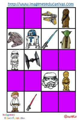 STAR WARS BINGO (21)