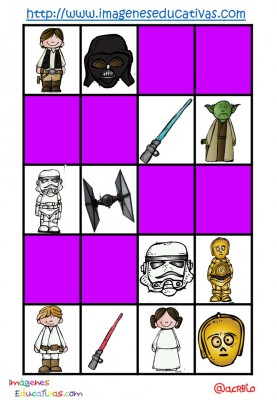STAR WARS BINGO (22)