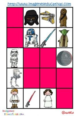 STAR WARS BINGO (4)