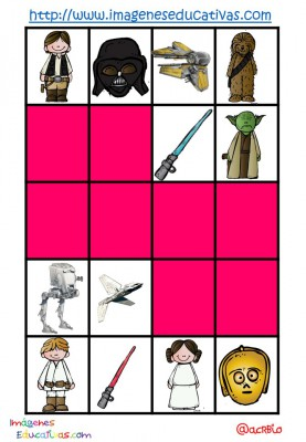 STAR WARS BINGO (6)