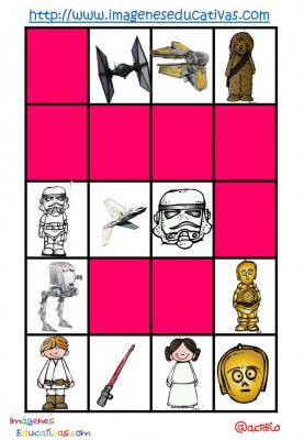 STAR WARS BINGO (7)