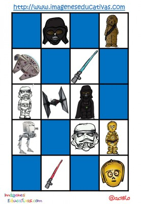 STAR WARS BINGO (8)