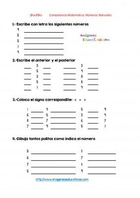 Ejercicios múltiples con números enteros (23)
