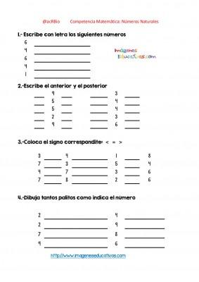 Ejercicios múltiples con números enteros (29)