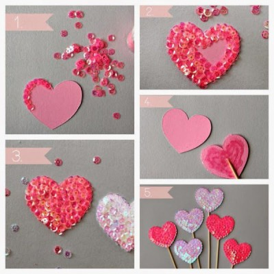 20 Manualidades Creativas Para El 14 De Febrero San Valentin Dia
