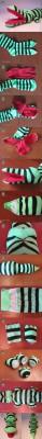 Manualidades con calcetines (2)
