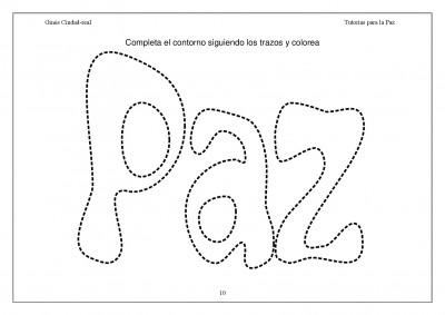 Super Cuaderno Día de la Paz y la No Violencia grafo y colorear (10)