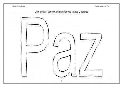 Super Cuaderno Día de la Paz y la No Violencia grafo y colorear (6)