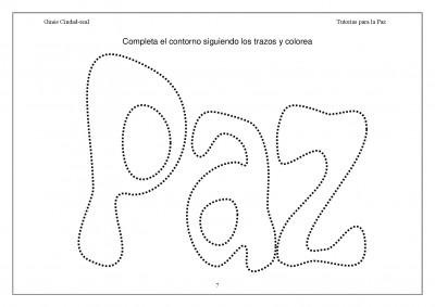 Super Cuaderno Día de la Paz y la No Violencia grafo y colorear (7)