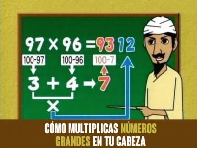 Trucos matemáticos 4