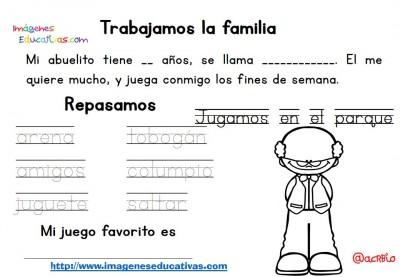 Cuderno lectoescritura La FAMILIA (13)