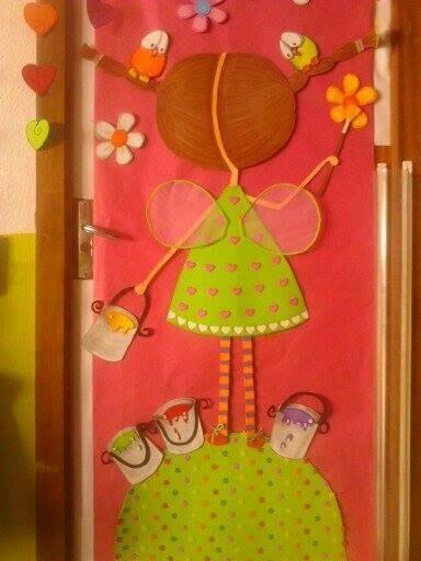 Decoracion puertas clase 1 imagenes educativas for Puertas decoradas para el 10 de mayo