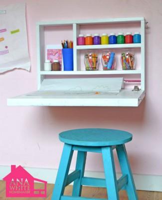 Escritorios y zonas de trabajo para niños (1)