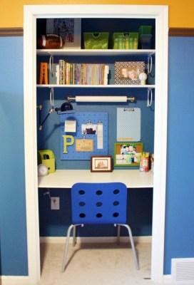Escritorios y zonas de trabajo para niños (26)