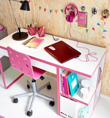 Escritorios y zonas de trabajo para niños (28)