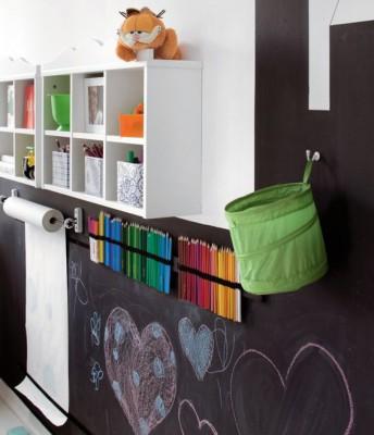 Escritorios y zonas de trabajo para niños (9)