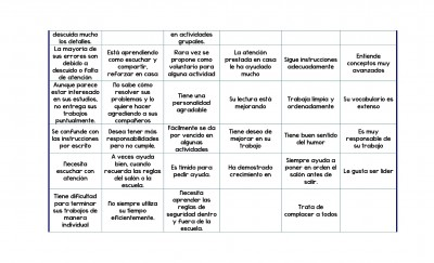 FRASES APROPIADAS PARA INCLUIR EN OBSERVACIONES DE BOLETAS (2)