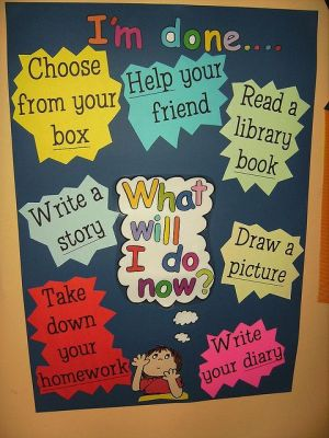 Ideas para organizar tu clase o salón (8)