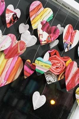 Manualidades sencillas San Valentín (10)