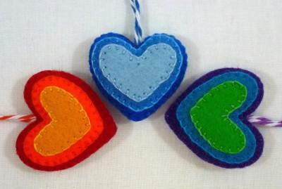 Manualidades sencillas San Valentín (14)