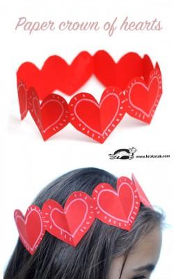 Manualidades sencillas San Valentín (18)