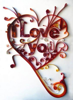Manualidades sencillas San Valentín (6)