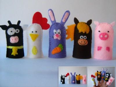 Marionetas de dedos (12)