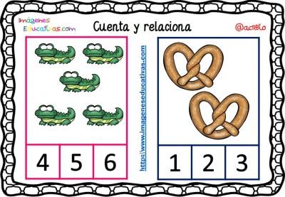Fichas para aprender a contar (1)
