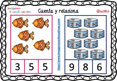 Fichas para aprender a contar (6)