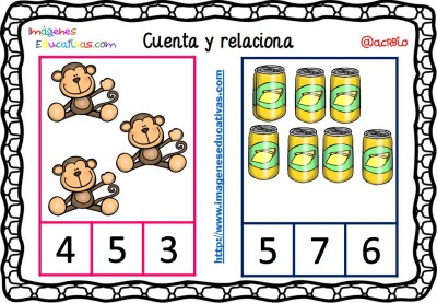 Fichas para aprender a contar (9)
