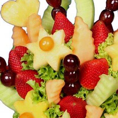Fuentes y brochetas de frutas (3)