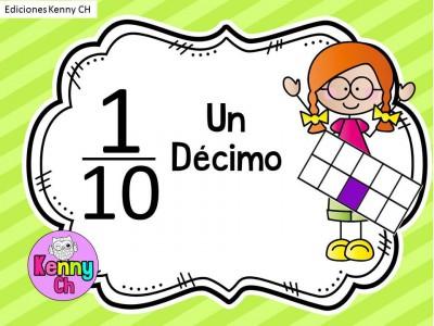 Las fracciones y sus elementos - (12)