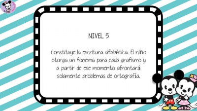 Niveles de lectura (6)