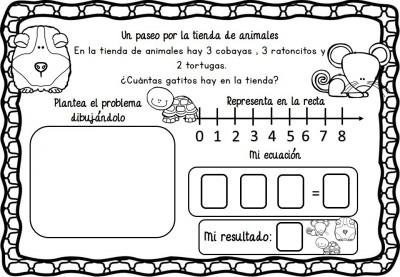 Problemas de razonamiento matemático en preescolar (6)