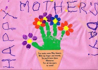 Regalos y manualidades dia de la madre Flores (13)