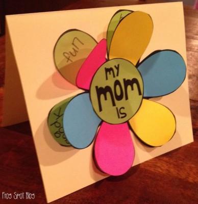 Regalos y manualidades dia de la madre Flores (14)
