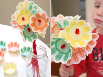 Regalos y manualidades dia de la madre Flores (17)