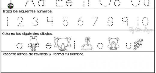 Semanario de actividades para preescolar actividades de refuerzo (1)