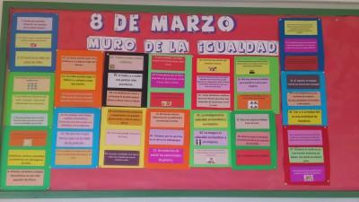 mural del día 8 de marzo Día Internacional de la Mujer (7)