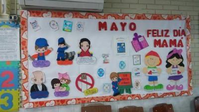 Periódico Mural Mayo mes de las Madres (31)