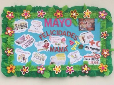 Periódico Mural Mayo mes de las Madres (39)