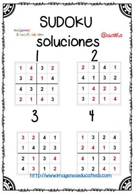 SUDOKU 4x4 (6)