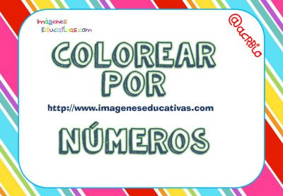 COLOREAMOS POR NÚMEROS (1)